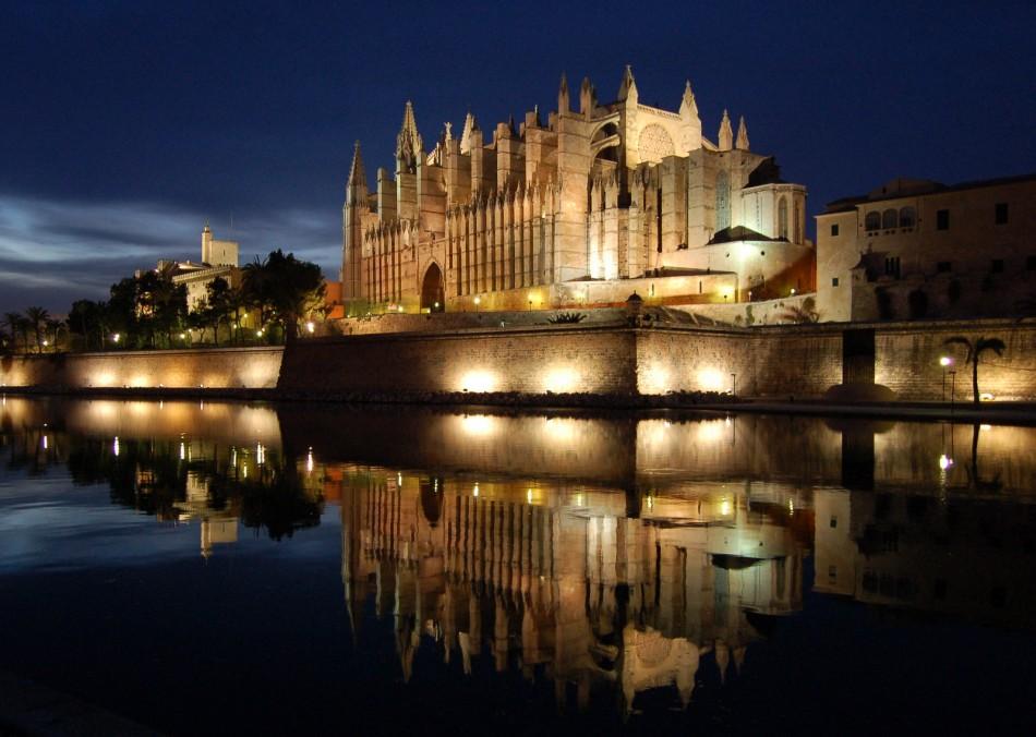 Palma de Mallorca ist ein kulturelles Juwel.