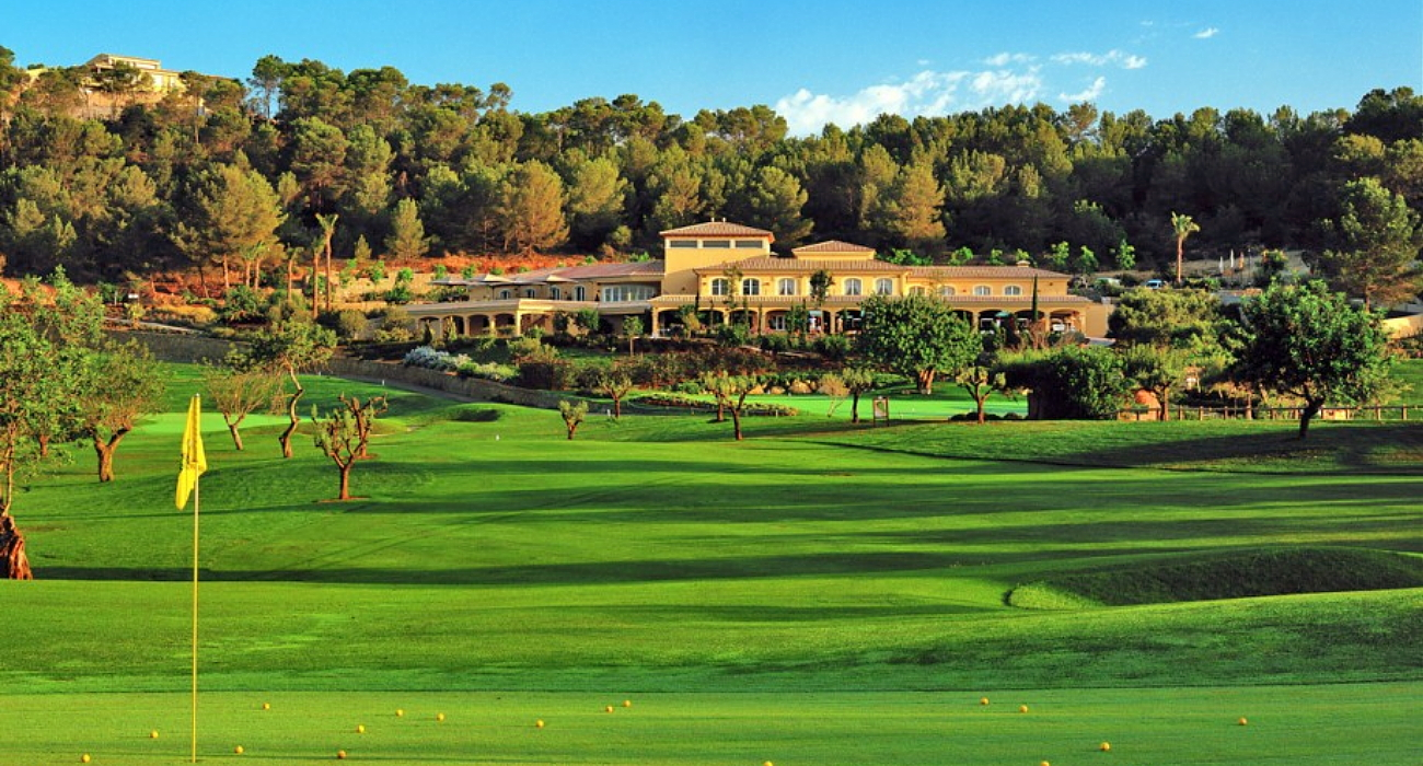 Son Vida im Nordosten von Palma de Mallorca.