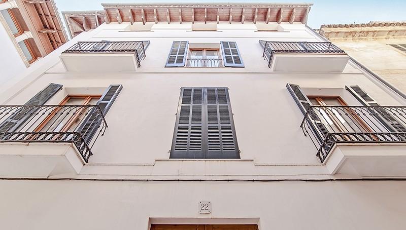 Modernes Apartment in der Altstadt von Palma
