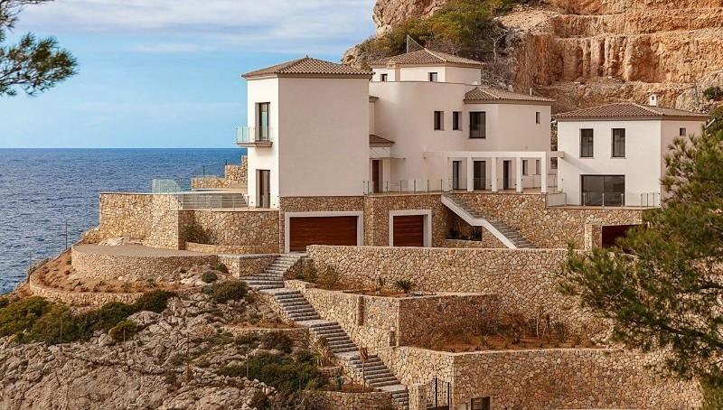 Neue Meerblick - Luxusvilla in Puerto Andratx