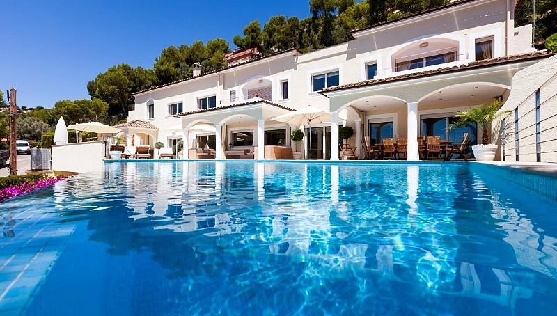 Luxusvilla in Costa D'en Blanes