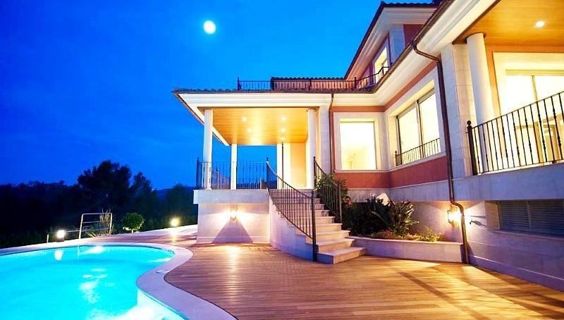 Hochwertige Luxusvilla in Son Vida