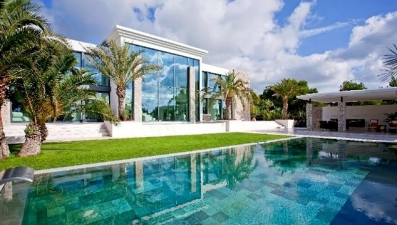 Meerblick Villa der Superlative in Santa Ponsa