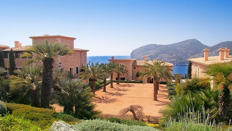Traumhaft schönes Luxusanwesen in Camp de Mar
