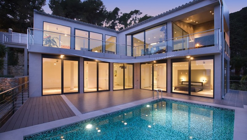 Moderne luxusvilla kaufen  Alarm - Immobilien Mallorca