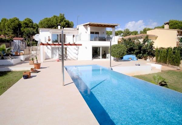 Moderne Familienvilla in Santa Ponsa