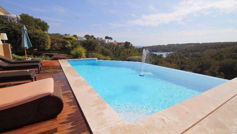 Luxusvilla mit Meerblick in Sol de Mallorca