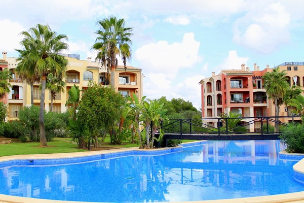 Mediteranes Golf Apartment in Santa Ponsa