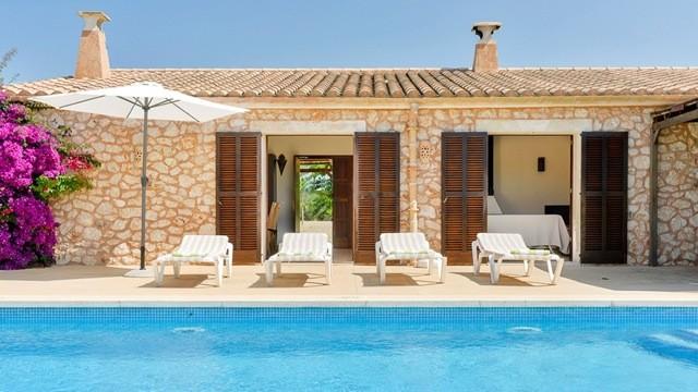 Wunderschöne Ferien - Finca im Süden von Mallorca