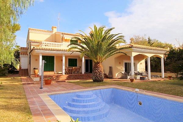 Gepflegte Villa in Nova Santa Ponsa