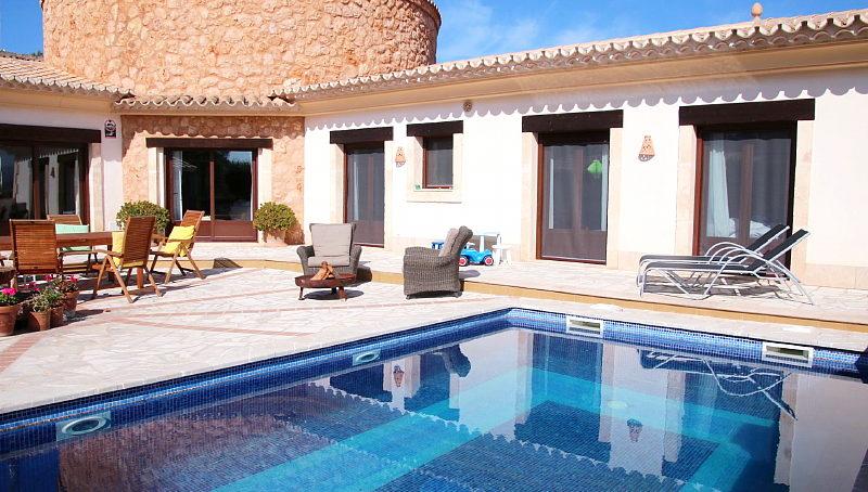 Mediterrane Villa in Santa Ponsa
