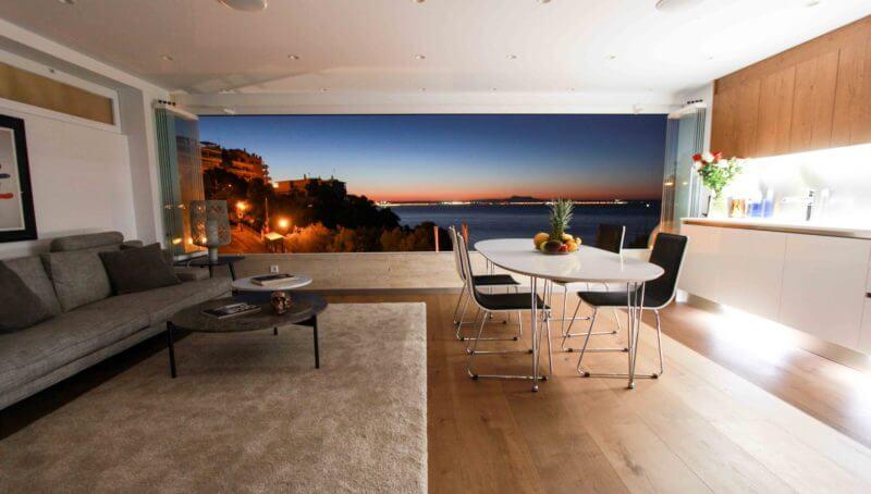 Eines der schönsten und modernsten Meerblick-Lofts auf Mallorca