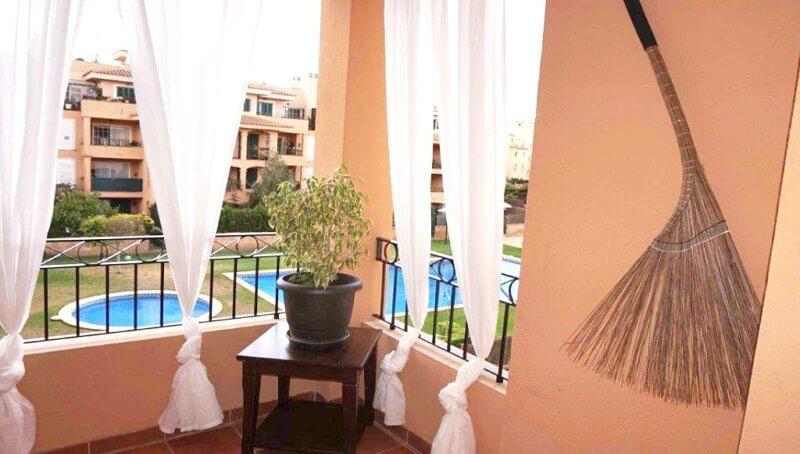 Als Anlage oder zum selber wohnen! Sehr gepflegte Wohnung in Puig de Ros